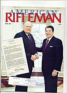 American Rifleman =- April, 1985 (Image1)