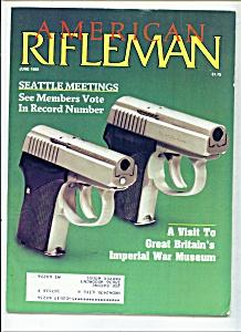 American Rifleman - June 1985 (Image1)