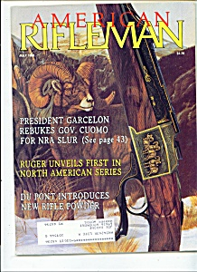 American Rifleman - July 1985 (Image1)