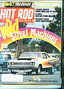 Hot Rod magazine -  May 1976 (Image1)