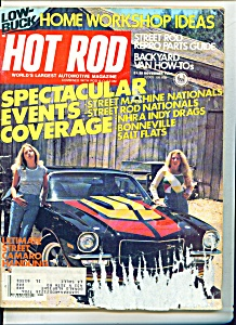 Hot Rod Magazine - November 1976