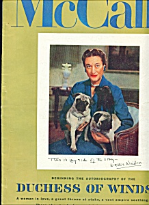 McCall's Magazine March 1956 (Image1)