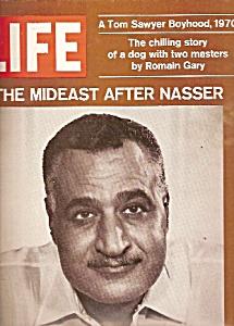 Life Magazine-  October 9, 1970 (Image1)