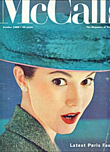 McCalls Magazine -  October 1956 PATSY SHALLY (Image1)