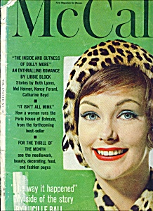 McCall's Magazine  - September 1960 (Image1)