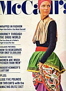 McCall's magazine -  June 1970 (Image1)