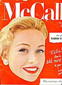 McCall's magazine - January 1954 (Image1)