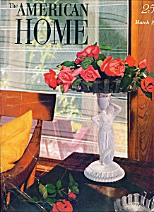 American Home For February 1954