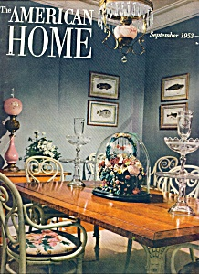 The American Home -  September 1953 (Image1)