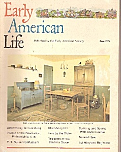 Early American Life -  June 1976 (Image1)