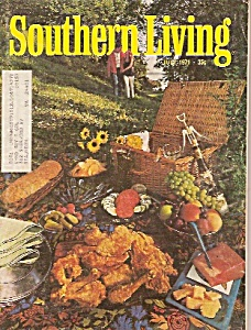 Southern Living -  July 1971 (Image1)