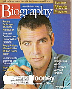 Biography magazine -  June 2000 (Image1)