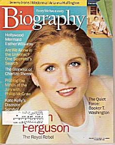 Biography magazine -  July 2000 (Image1)