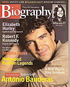 Biography Magazine -  Nov. 2000 (Image1)