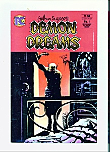 Demon Dreams comic N. 1 - Feb. 1984 (Image1)