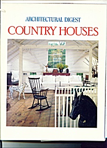 Architectural digest country houses  1987 (Image1)