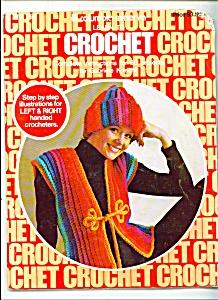 Crokchet magazine = (Image1)