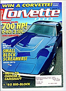 Corvette fever -    August 1991 (Image1)