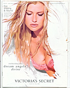 Victoria's Secret catalog  2001 (Image1)