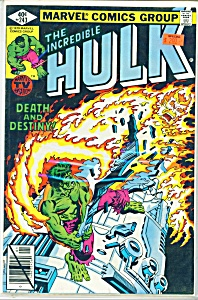 The Incredible Hulk comic -  # 243  1979 (Image1)