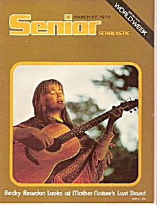 Senior Scholastic - March 27, 1972 (Image1)