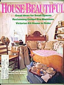 House Beautiful -  May 1986 (Image1)