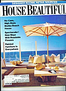 House Beautiful - September 1987