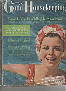 Good Housekeeping - June 1963 (Image1)