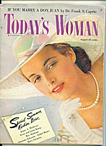 Today's Woman - August - 1951