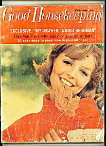 Good Housekeeping  - October 1964 (Image1)