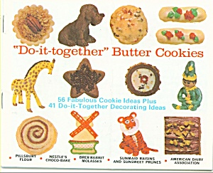 Do It Together Butter Cookies -booklet