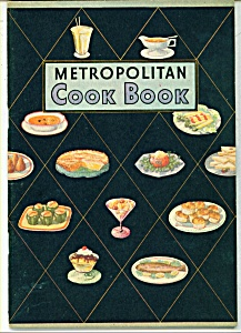 Metropolitan Insurance cook book (Image1)