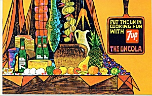 7 Up - The Uncola - cooking - 1969 (Image1)