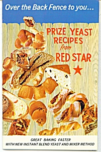 Prized yeast recipes from Red Star - (Image1)