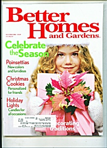 Better Homes And Gardens - December 2004