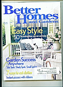 Better Homes and Gardens -  April 2005 (Image1)