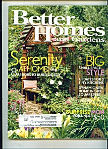 Better Homes And Gardens - May 2003