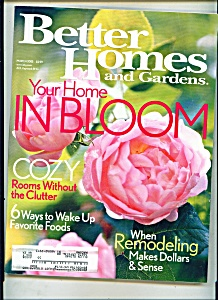 Better Homes and Gardens - March 2003 (Image1)