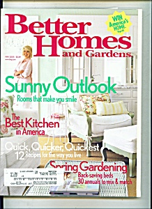 Better Homes and Gardens - May 2005 (Image1)
