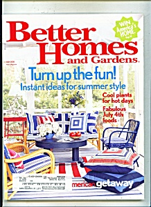 Better Homes And Gardens - July 2005
