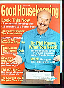 Good Housekeeping - March 2004