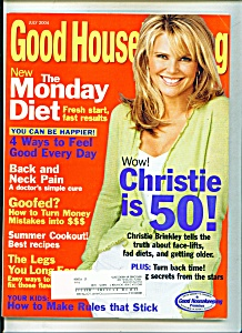 Good Housekeeping -  July 2004 (Image1)
