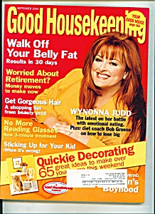 Good Housekeeping - September 2004