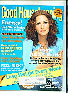Good Housekeeping -  January 2005 (Image1)