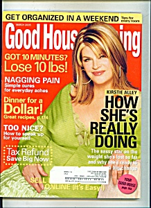 Good Housekeeping - March 2005 (Image1)