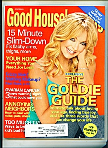 Good Housekeeping - June 2005 (Image1)
