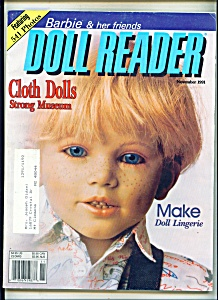 Doll Reader -  November 1991 (Image1)