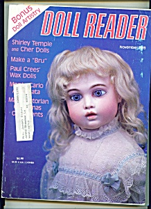 Doll Reader - November 1989 (Image1)