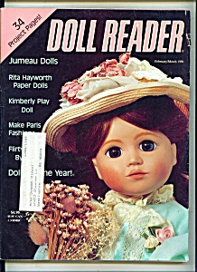 Doll Reader - February/March  1989 (Image1)