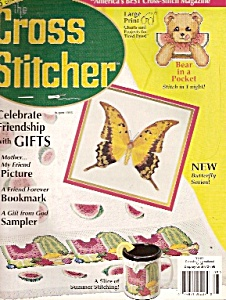 The Cross Stitcher magazine-  August 1996 (Image1)